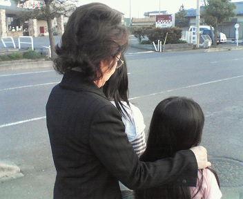 母、帰省!(^_^)/~