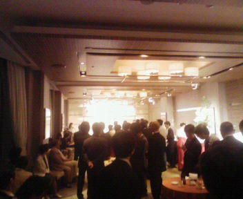 本当に素敵なパーティーでした!