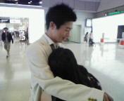 羽田空港にて‥