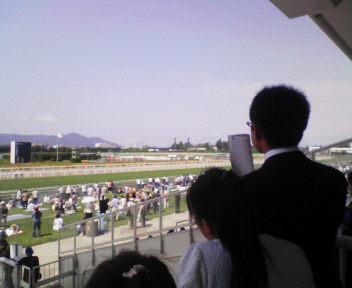 函館競馬場♪